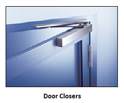 Marsden Park Locksmiths uses and recommends only the vey best quality door closers.