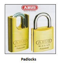 Marsden Parks first choice for safe and secure padlocks.